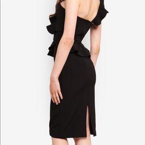 Bardot black dress small
